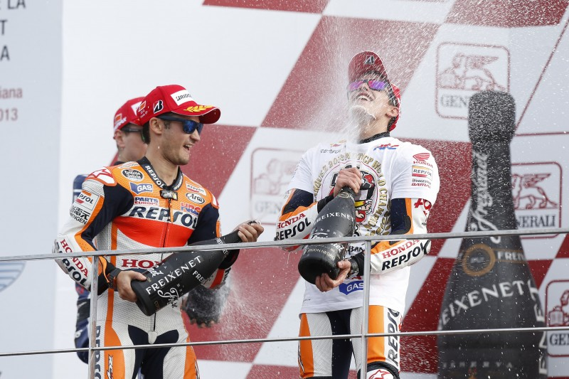 Marquez takes Championship as Honda celebrate 2013 Triple Crown