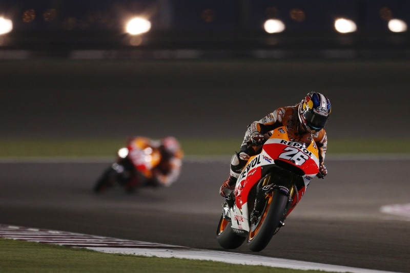 Improvements for Marquez and Pedrosa on day two in Qatar