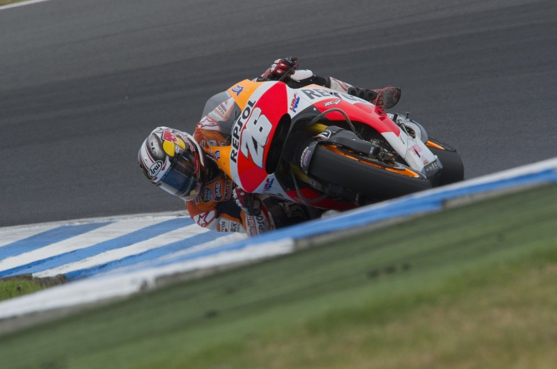Bridgestone tyre test comes to an end with Pedrosa in second