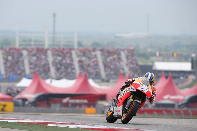 Repsol Honda Team head to Argentina leading the standings