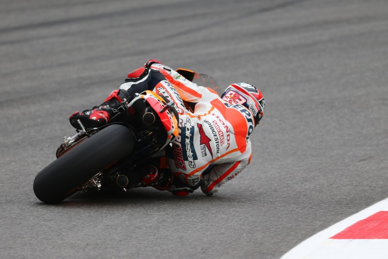 Repsol Honda complete Catalunya weekend with Monday test
