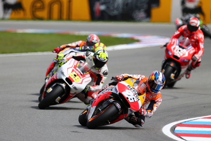 Pedrosa Conquers Brno with Marquez taking important points in 4th