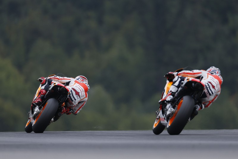 Fresh from Indianapolis the Repsol Honda Team arrive in the Czech Republic