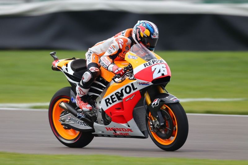 Marquez fastest as lap times fall in Indianapolis