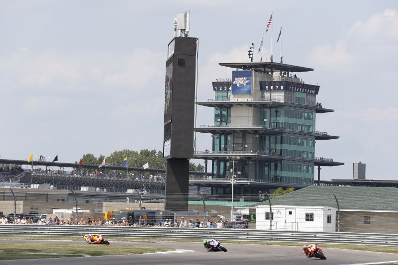 Fresh from the Summer break, the Repsol Honda Team head to Indianapolis
