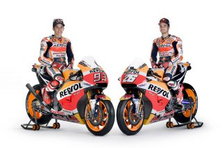 Marc Marquez and Dani Pedrosa 2017