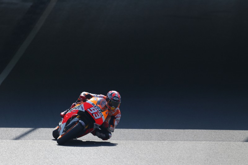 Pedrosa 4th and Marquez 6th on first day in Motegi
