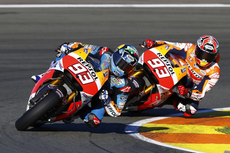 Pedrosa kicks off 2015 season for Repsol Honda with Marquez brothers taking an exhibition ride