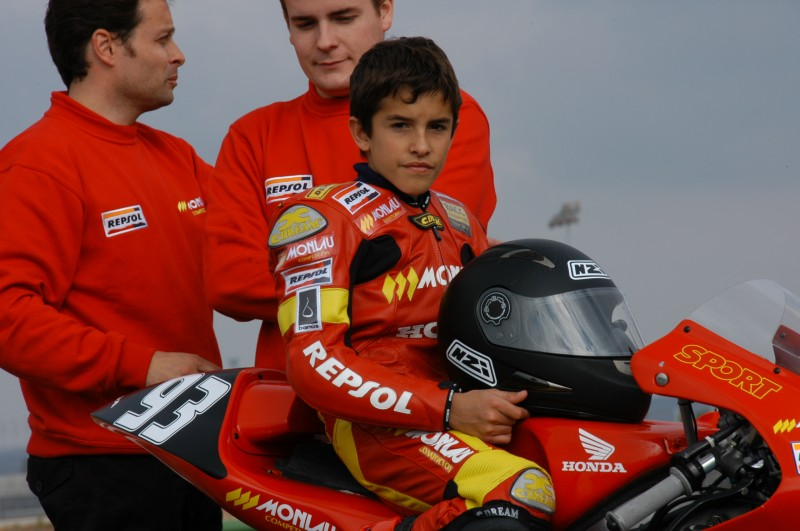 2014 World Champion – Marc Marquez