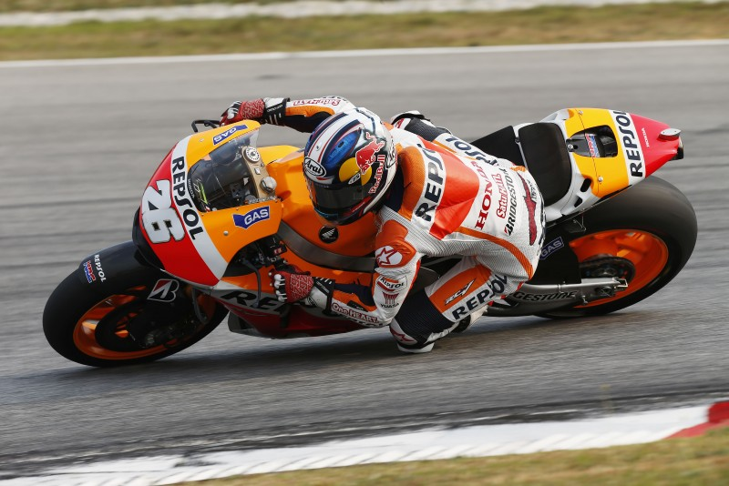 Pedrosa back on track in Sepang