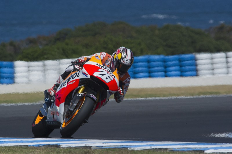 Bridgestone tyre test commences in Phillip Island