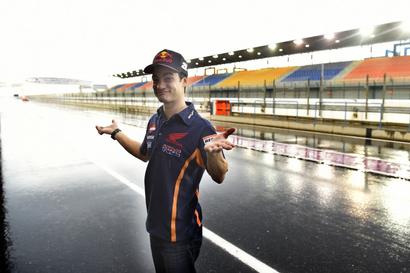 Rain halts final day of pre-season testing