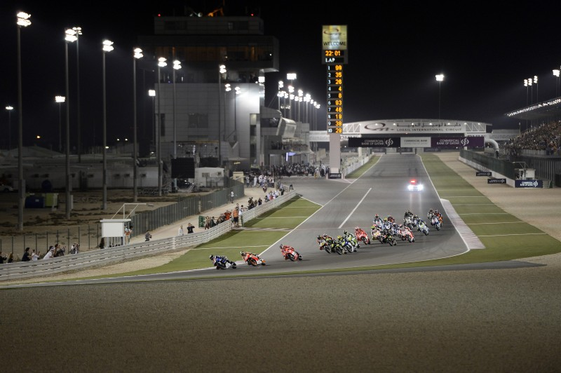 Anticipation is over as 2015 season sets to kick off in Qatar