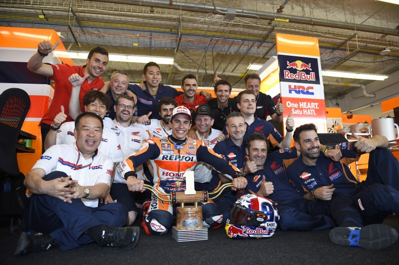 Marquez continues perfect record in USA with emphatic win in Austin