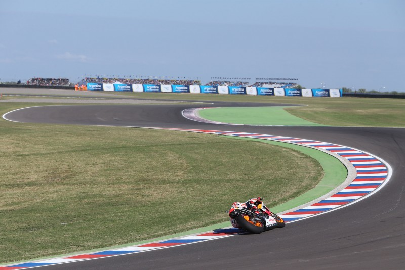Fresh from victory in America, the Repsol Honda Team head south to Argentina