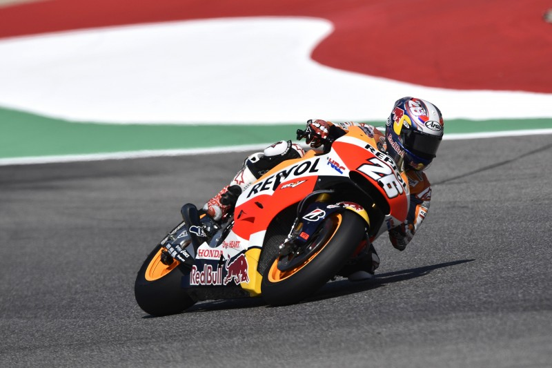 Difficult qualifying for Repsol Honda leaves Pedrosa 7th and Marquez 13th