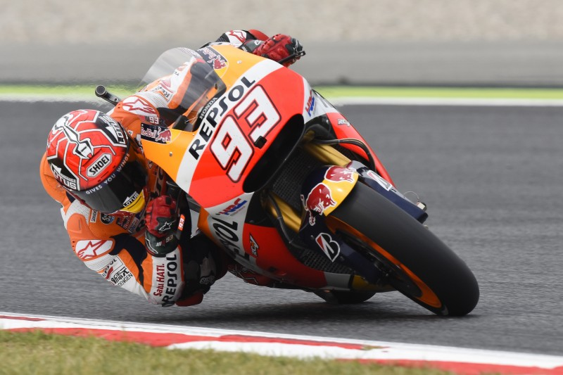 Promising first day in Catalunya for Repsol Honda Team