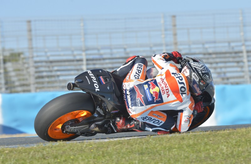 Repsol Honda Team conclude final test in Jerez