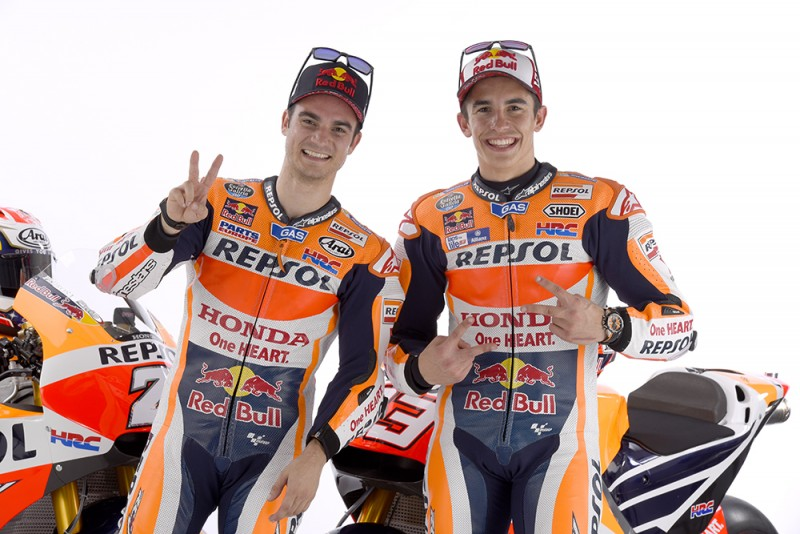 Repsol Honda Team ready to start the first pre-season test in Sepang