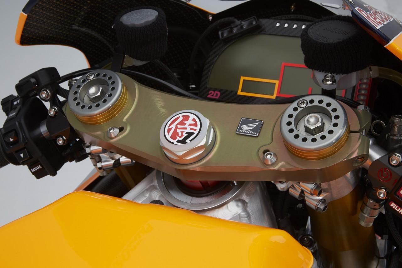 setting piste suspension 600 cbr rr pc40