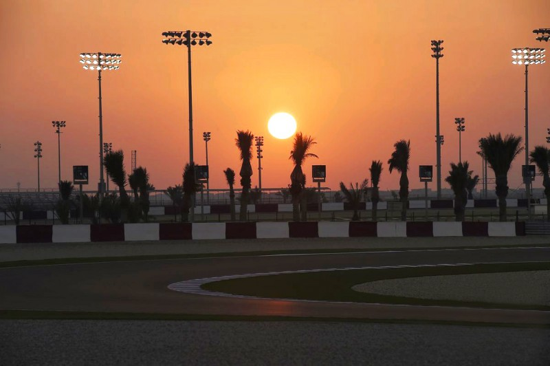 Repsol Honda Team in Qatar for 2016 MotoGP season opener