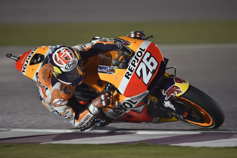 Qatar GP gets underway in Losail for Repsol Honda Team