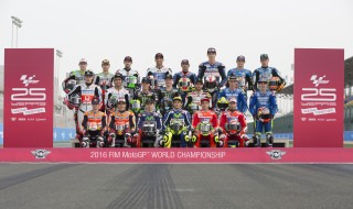 MotoGP group photo Qatar