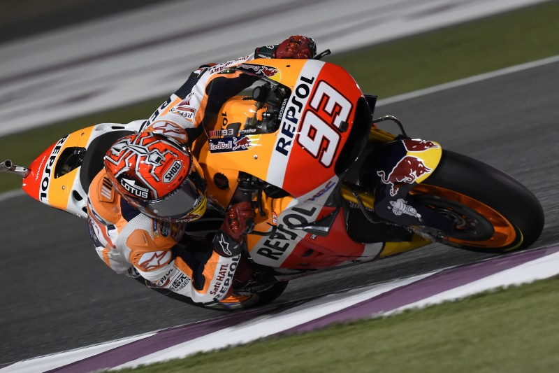 Progress for Repsol Honda riders on night 2 in Qatar