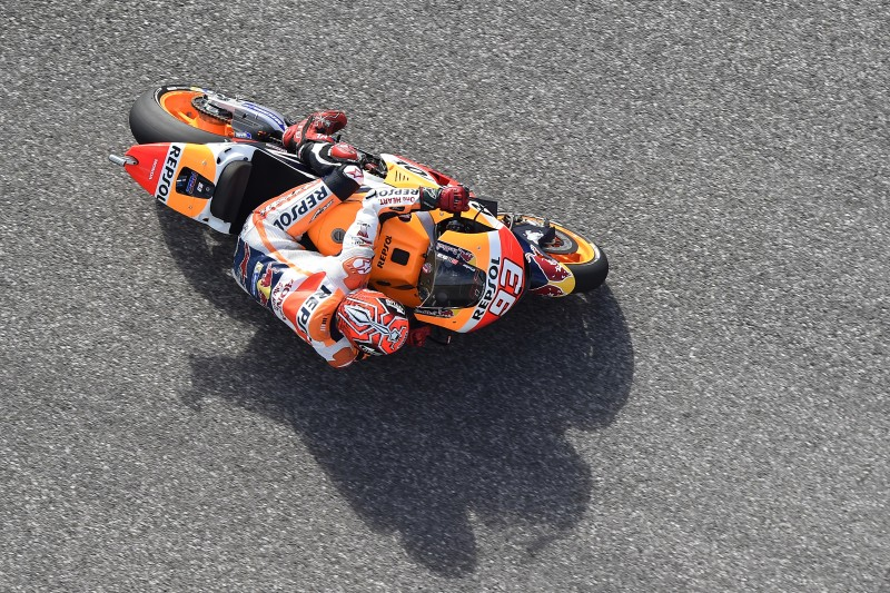Marquez in dominant form in Austin, Pedrosa eighth