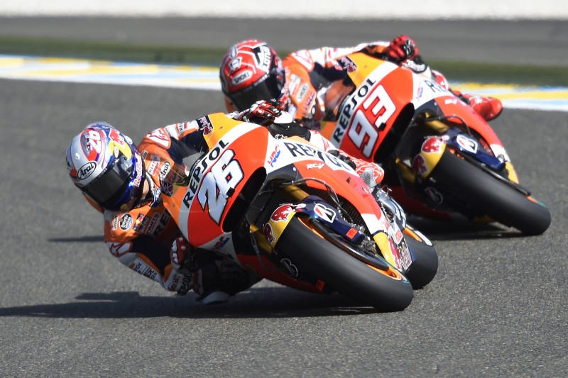 Repsol Honda Team head to historic Le Mans for Round 5