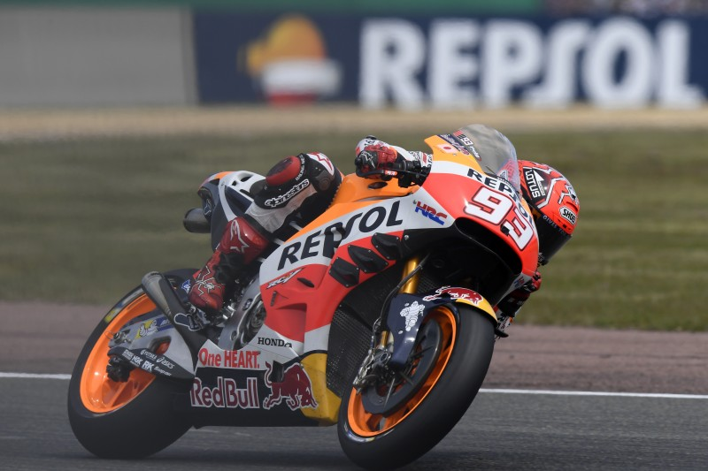 Positive first day of work for Marquez and Pedrosa at Le Mans