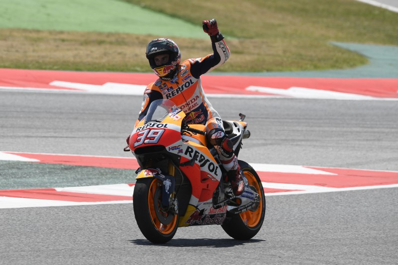 Marquez and Pedrosa achieve great and emotional double podium finish in home race