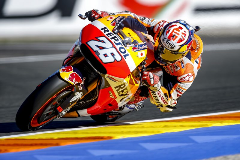 Marquez second fastest, Pedrosa makes strong return to top 10
