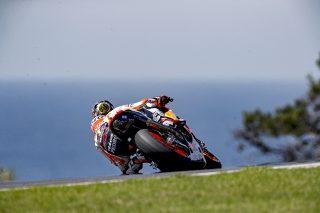 Dani Pedrosa - Australian test