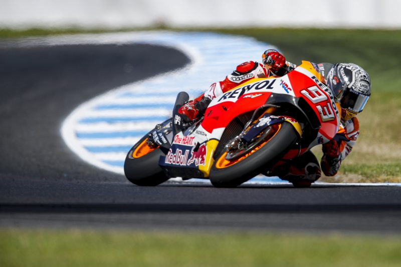 Strong final day for the Repsol Honda Team at Phillip Island