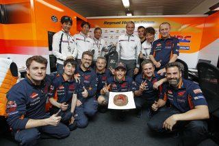 Marc Marquez - Birthday photo - Australian Test