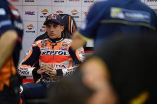 Marc Marquez - Qatar winter test