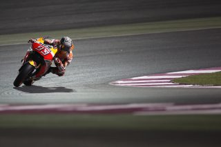 Dani Pedrosa - Qatar winter test