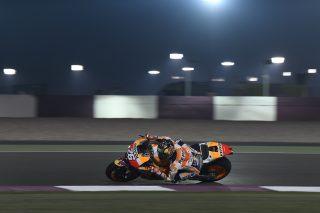 Dani Pedrosa - Qatar Test