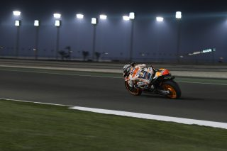 Marc Marquez - Qatar Test