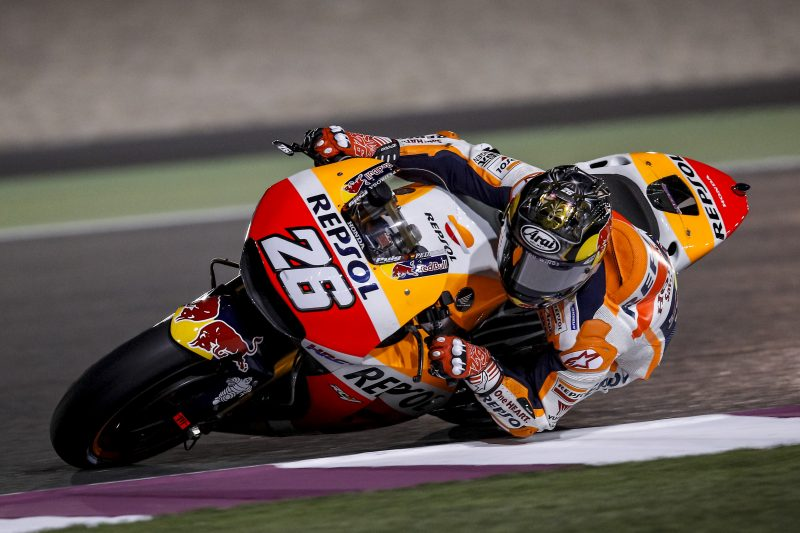 Repsol Honda conclude final pre-season test in Qatar