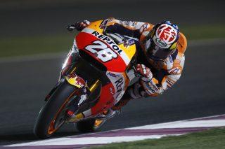 Dani Pedrosa Qatar GP