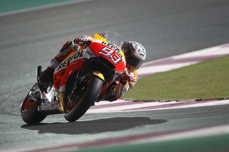 Positive start to the 2017 MotoGP season for Repsol Honda in Qatar