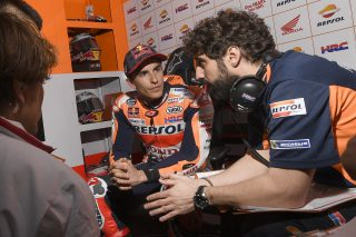 Marc Marquez Qatar GP