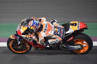 Dani Pedrosa - Qatar GP