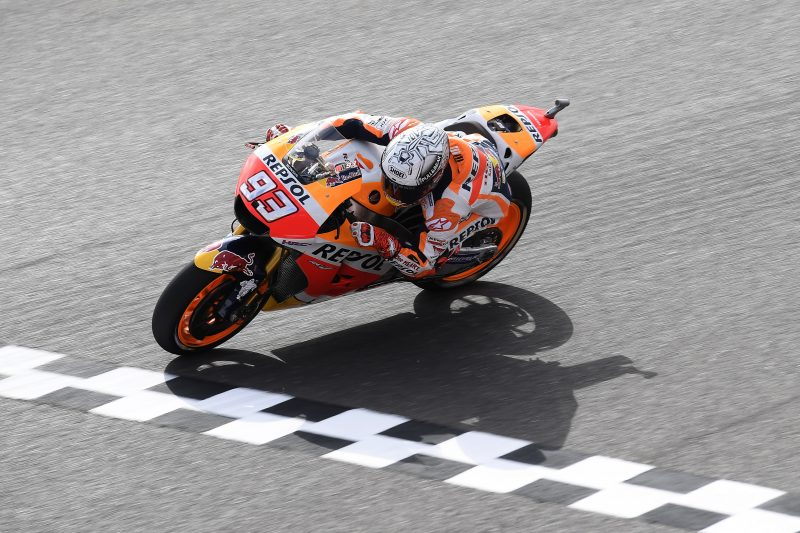 Argentina GP gets underway for the Repsol Honda Team