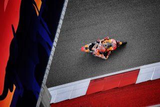 Marc Marquez Austin FP1