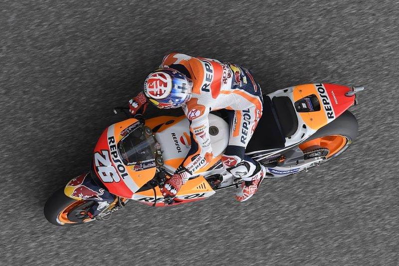 First impressions from Marquez and Pedrosa after FP1 at the Red Bull Grand Prix of the Americas