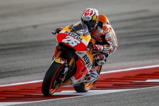 Dani Pedrosa - GP of the Americas