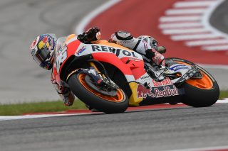 Dani Pedrosa - GP Red Bull of the Americas